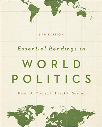 Essential readings in world politics