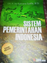 Image of Sistem Pemerintahan Indonesia