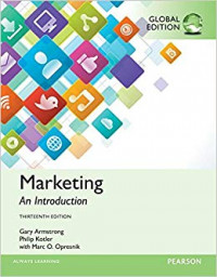 Image of Marketing An Introduction