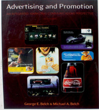 Image of Advertising and Promotion: An Integrated Marketing Communications Perspective