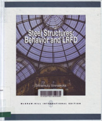 Image of STEEL STRUCTURES: Behavior And LRFD