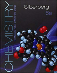 Image of Chemistry : the molecular nature of matter and change