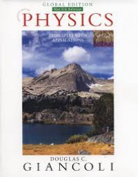 Image of Physics : principles with applications